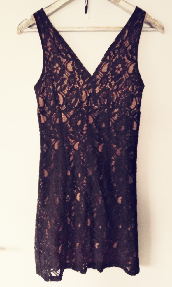Suknie i sukienki Koronkowa sukienka Cubus 36