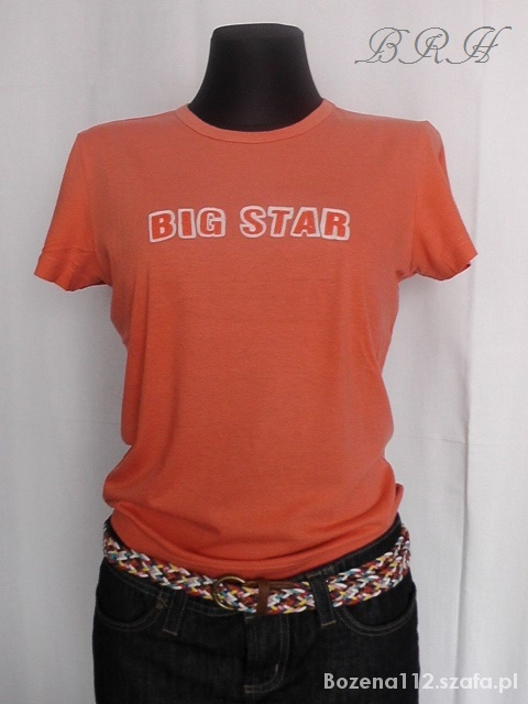 koszulka pomarańczowa...