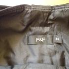 Czarna spódnica F&F