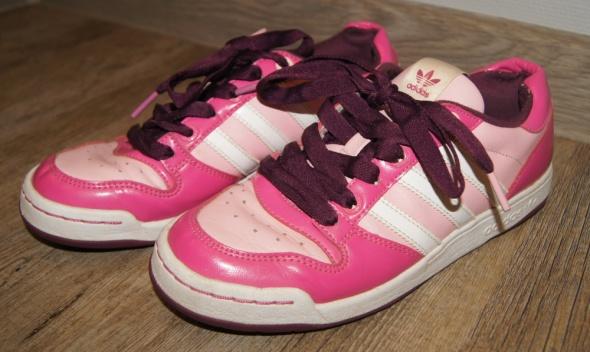Buty sportowe damskie młodzieżowe Adidas rozm 36...