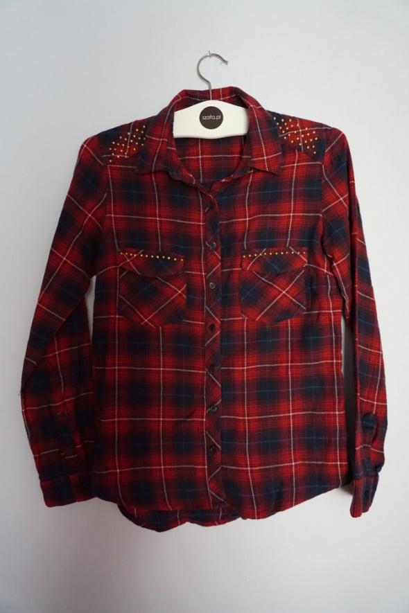 koszula kratka czerwona Pimkie XS