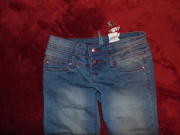 Nowe jeansy 32 34