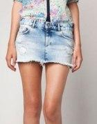 Spódnica jeansowa rozmiar 34 BERSHKA...