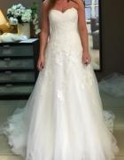 Nowa suknia ślubna...