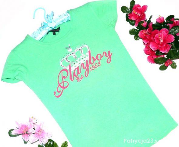 Playboy piękna zielona w cyrkoniach korona