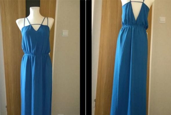Suknie i sukienki grecka forever21 rozmiar M L
