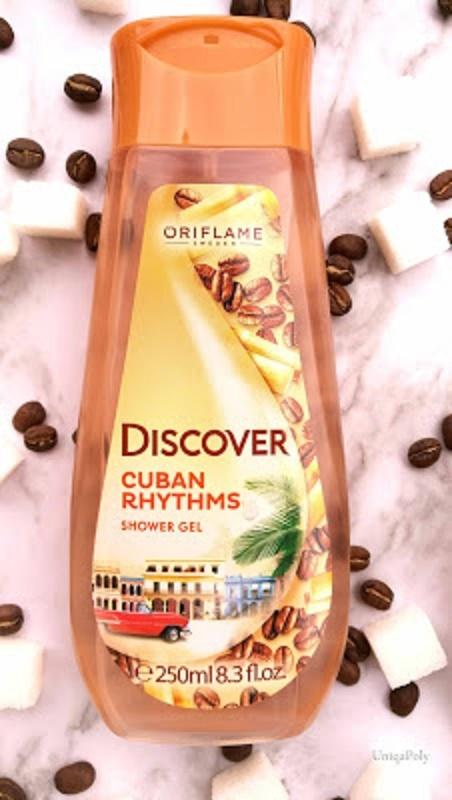 Oriflame Discover Cuban Rhythms żel pod prysznic