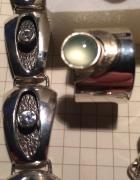 Piękna srebrna bransoletka...