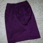 H&M Spódnica ołówkowa 36 S fiolet