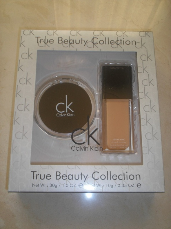 Zestaw upominkowy Calvin Klein True Beauty Collection...