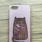 Case na telefon iPhone 7 Glitter kot