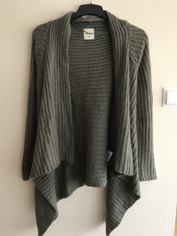 Swetry C&A zimowy sweter cardigan