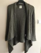 C&A zimowy sweter cardigan