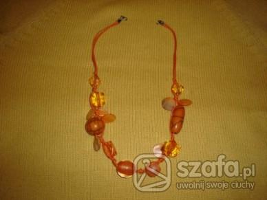 korale pomarańczowe