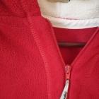 Bodella czerwony polar r 40
