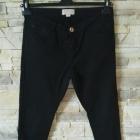 CROPP Czarne spodnie r38