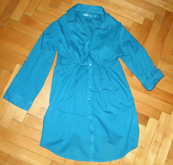 niebieska morska koszula Cache cache 36...