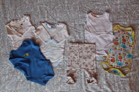 ubranka chłopięce 56 62