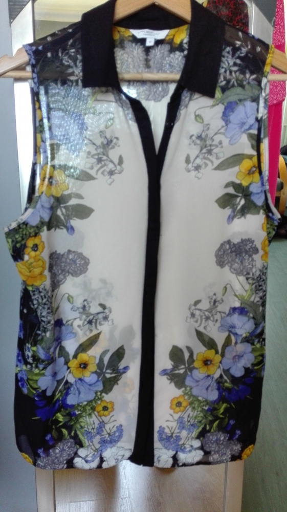 Koszula w kwiaty rozm L