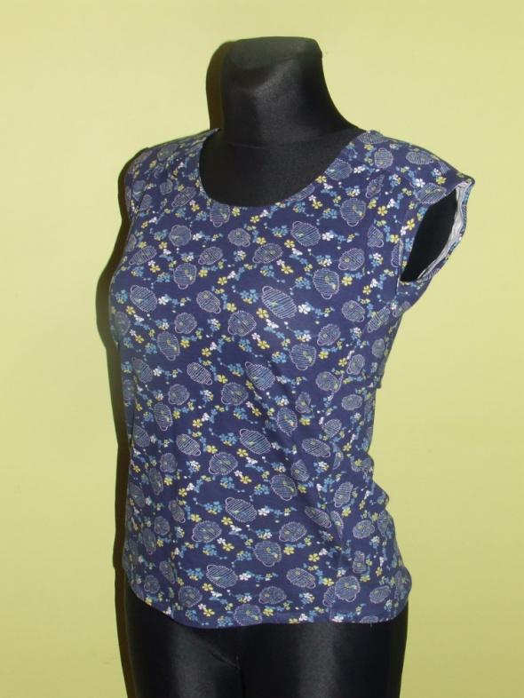 niebieska bluzka A Wear rozmiar S...