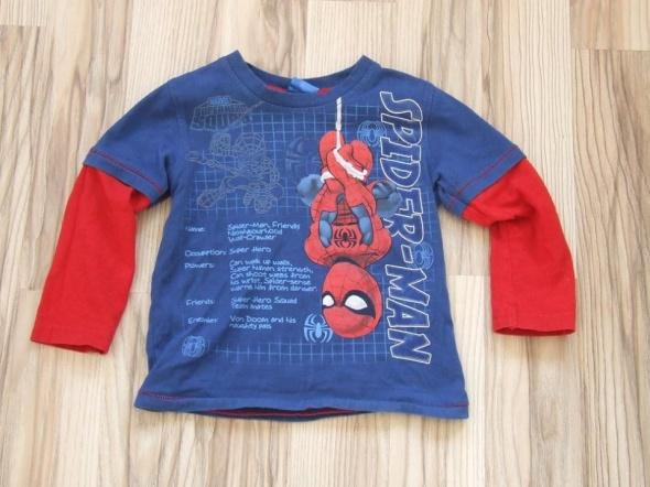 bluzka Spiderman George rozmiar 92 98...