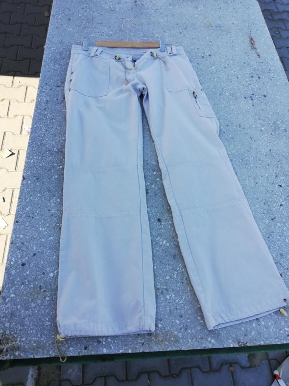 Spodnie materiałowe biodrówki
