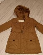 Nowa pikowana kurtka przejściowa