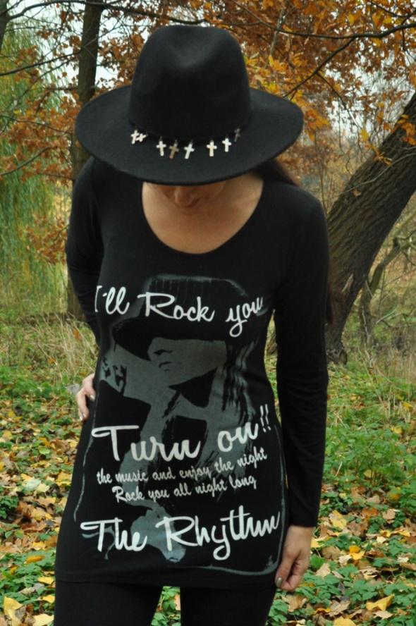 Bluzki bluzka I will rock you