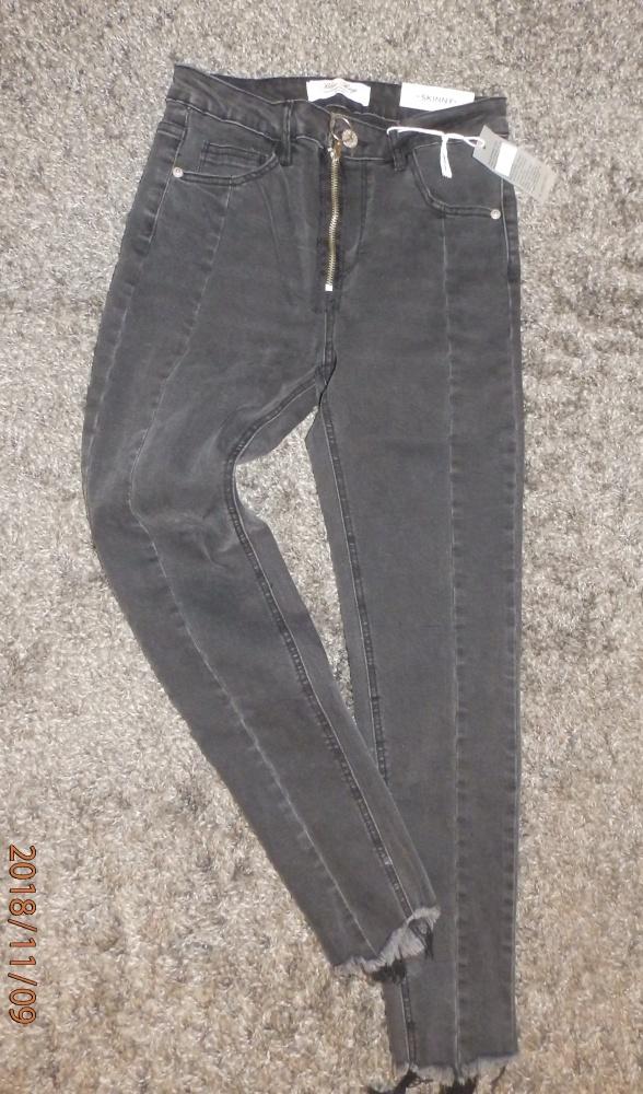 Modne spodnie S