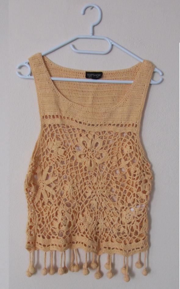 ażurowy crochet boho hippie