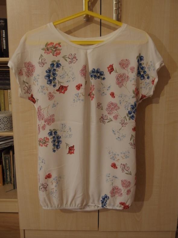 orsay kwiaty bluzeczka...