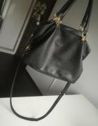 czarna torebka h&m...