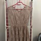 Koronkowa sukienka 36