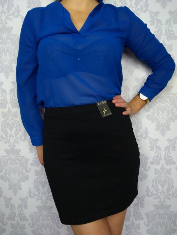 Spódnice Mini dopasowana bawełniana nowa spódniczka wysoki stan Atmosphere