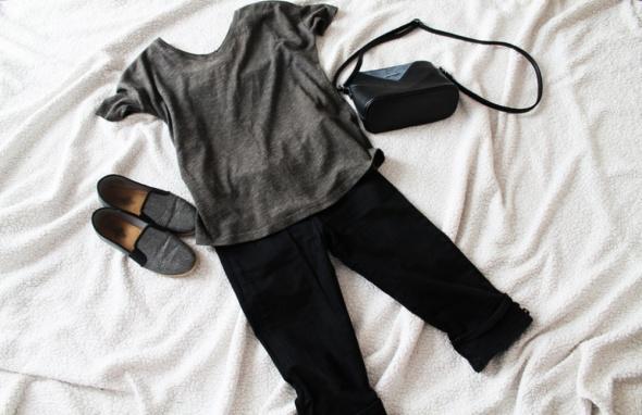 Bluzka oversize Vero Moda...