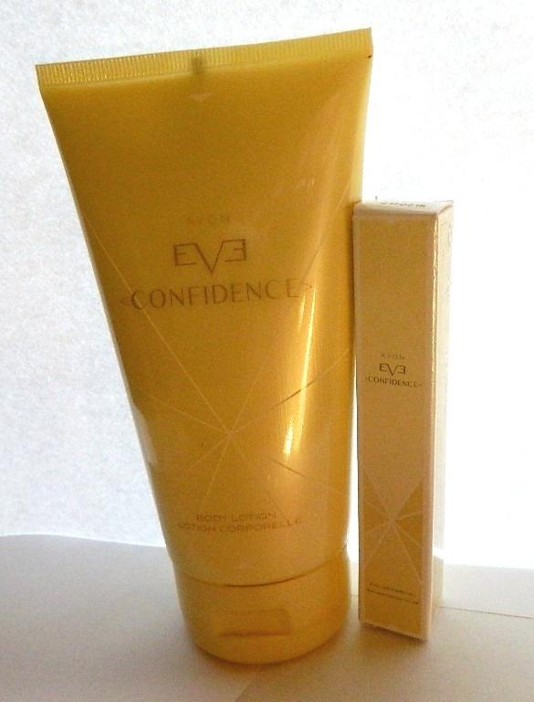 Eve Confidence zestaw perfumowany Avon...