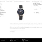Modny zegarek Lambretta Imola 36 Rose Gold