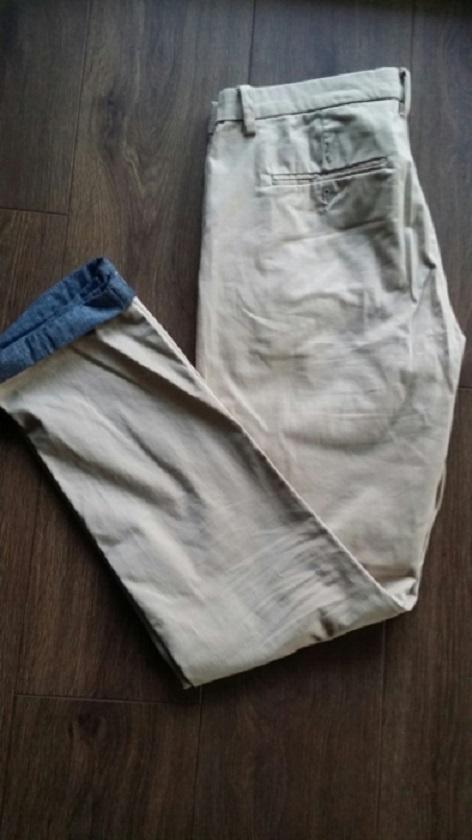 Nowe męskie spodnie