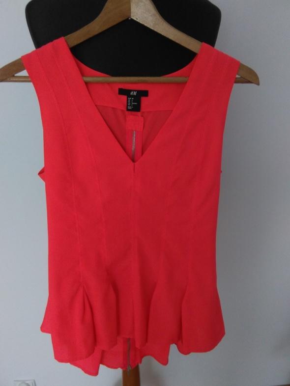 neonowa bluzka baskinka