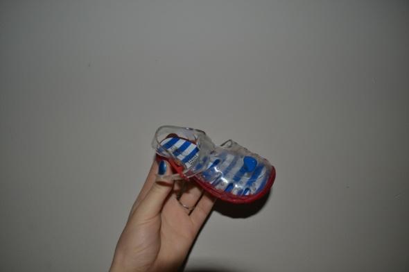 Sandałki UK 3 NEXT 11 i pół 12cm