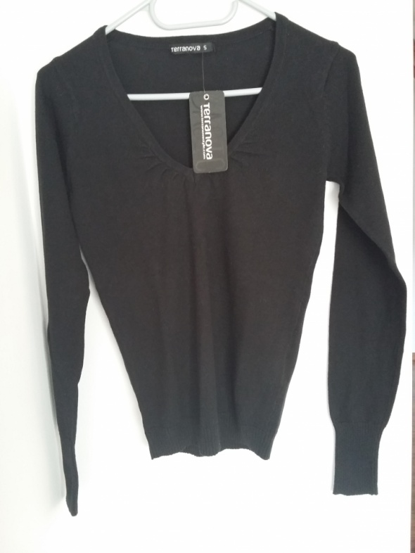 sweterek black