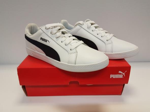 Nowe Trampki Białe Puma 37
