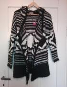 Sweter włochaty Reserved 36 S