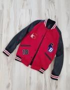 Czerwona kurtka bejsbolówka Atmosphere 36 S...