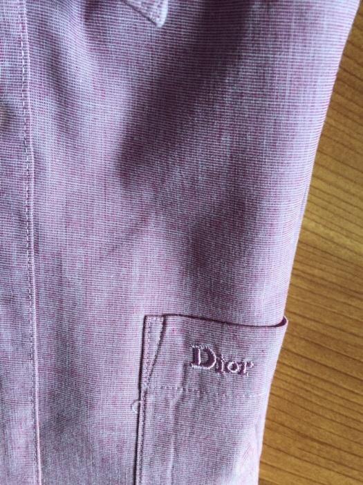 Bluzki Dior koszula chłopięca