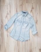 Jasna koszula jeansowa Reserved 36 S...