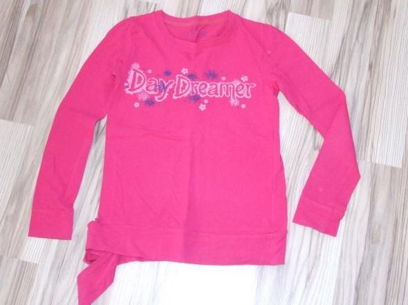 rozowa bluzka 5 10 15 rozmiar 146...