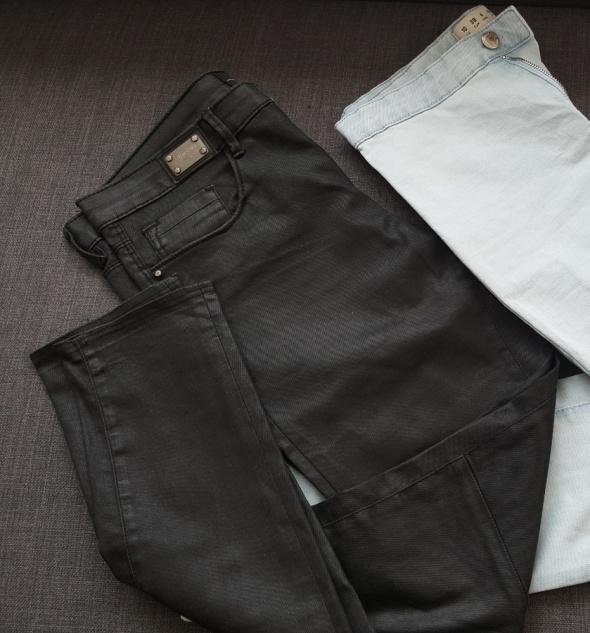 Bershka spodnie 38EUR S M 2pary...