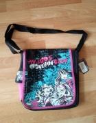 Nowa torba Monster High...