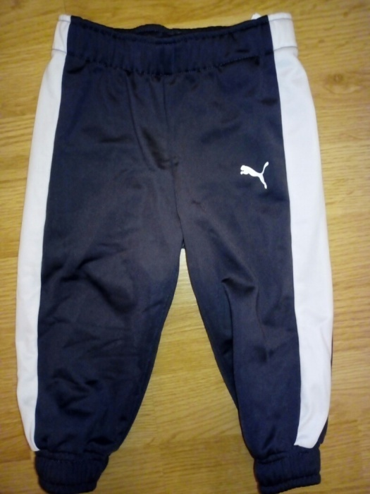 Spodnie dresowe Puma r 9 12 miesiace...